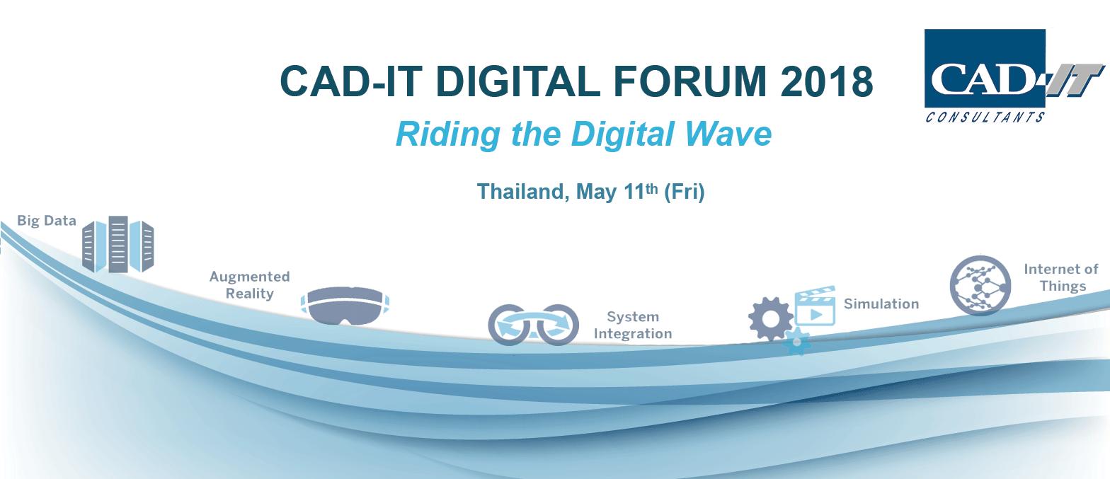 DF 2018 - ID Agenda - CAD-IT Consultants (Asia) Pte Ltd